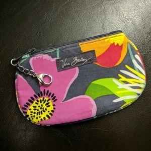Vera Bradley Jazzy Blooms ID Bag